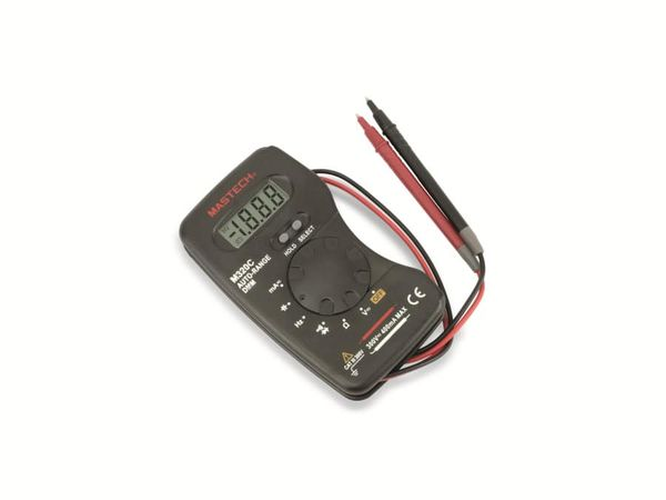 Pocket-Multimeter MASTECH M320C - Produktbild 1