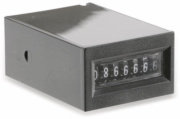 Elektromagnetisches Zählwerk KEISU FX-07RT - Produktbild 1