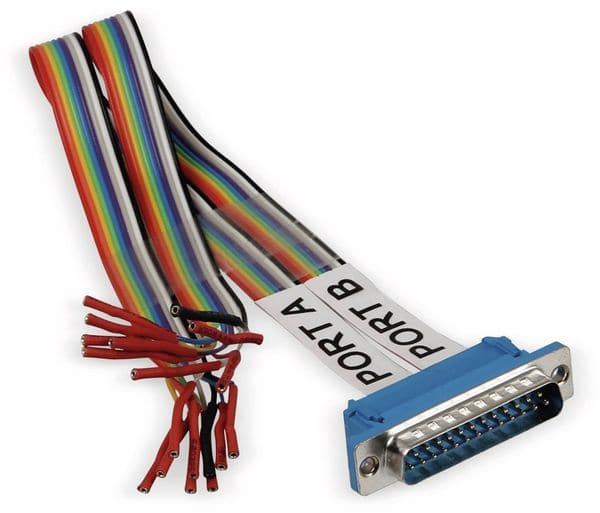 JOY-IT USB-Oszilloskop ScopeMega50, 2-Kanal, 48 MHz - Produktbild 4