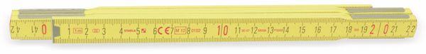 Holz-Meterstab, 1 m - Produktbild 1