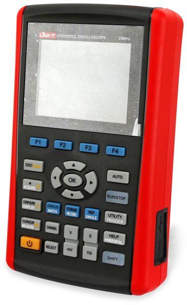 LCD-Oszilloskop mit Multimeter UNI-T UTD1025CL - Produktbild 2