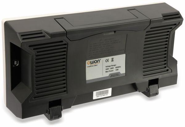 LCD Speicher-Oszilloskop OWON SDS1102, 2-Kanal, 100 MHz, USB - Produktbild 5