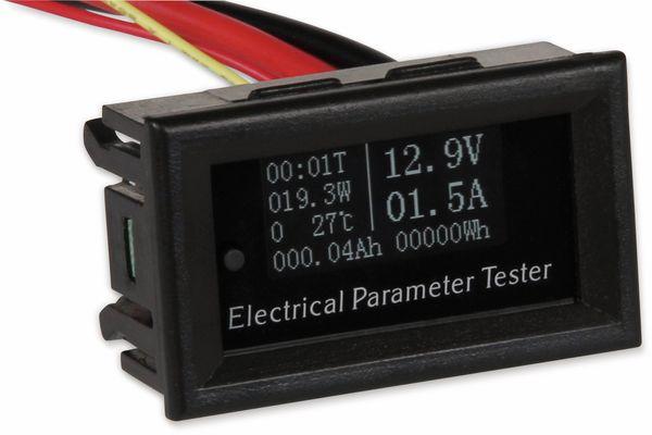 OLED Multifunktions-Messgerät, Einbauinstrument, JOY-IT