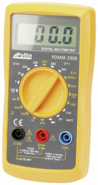Digital-Multimeter PDMM-390B - Produktbild 2