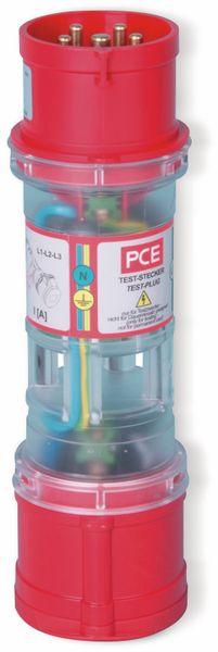 CEE-Strommessstecker PCE, 16 A, 5-polig