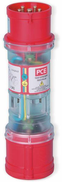 CEE-Strommessstecker PCE, 32 A, 5-polig