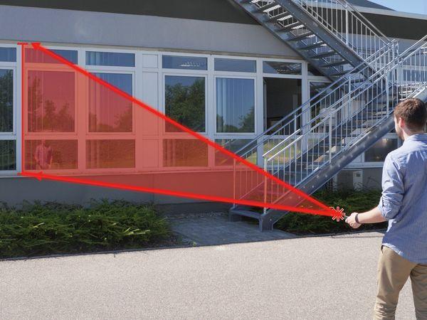 Laser-Distanzmesser EINHELL TC-LD 50, 0,05...50 m - Produktbild 6