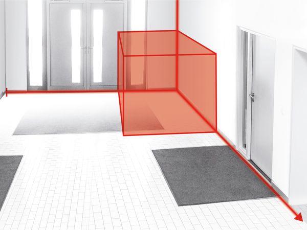 Laser-Distanzmesser EINHELL TC-LD 25, 25 m - Produktbild 5