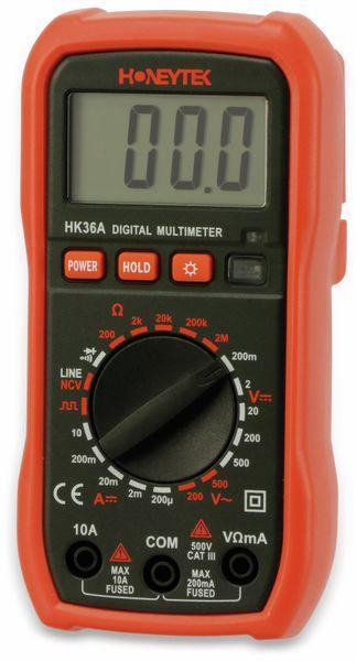 Digital-Multimeter HONEYTEK HK36A, NCV - Produktbild 2