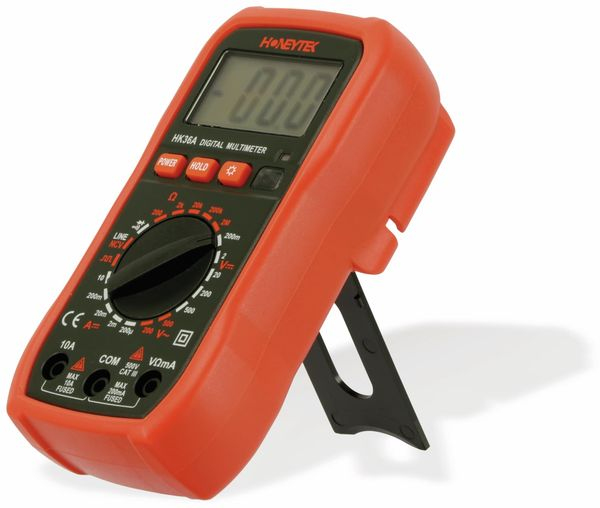 Digital-Multimeter HONEYTEK HK36A, NCV - Produktbild 3