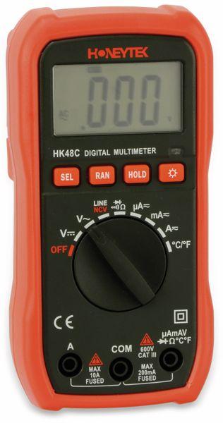 Digital-Multimeter HONEYTEK HK48C, NCV