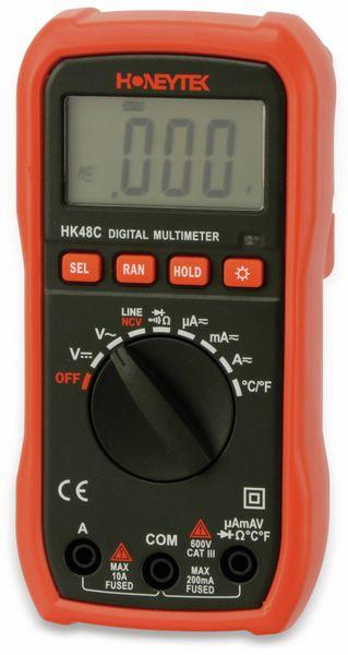 Digital-Multimeter HONEYTEK HK48C, NCV - Produktbild 2