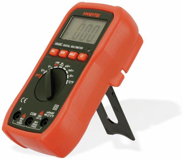 Digital-Multimeter HONEYTEK HK48C, NCV - Produktbild 3