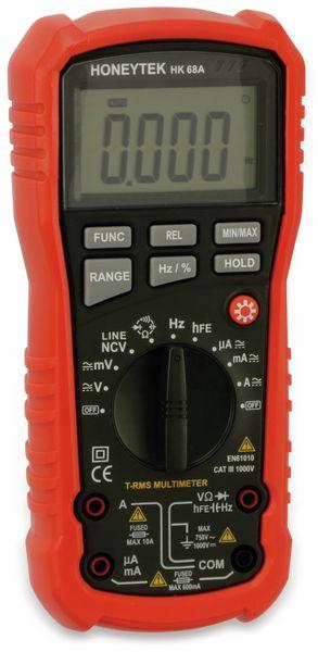 True RMS Multimeter HONEYTEK HK68A
