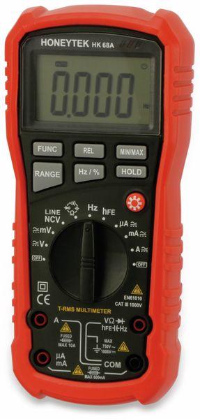 True RMS Multimeter HONEYTEK HK68A - Produktbild 2