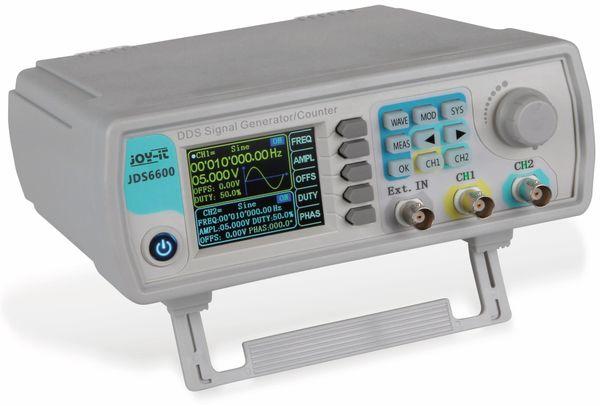 Signalgenerator und Frequenzzähler, JDS6600-LITE, JOY-IT
