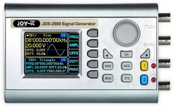 Signalgenerator und Frequenzzähler, JDS2915, JOY-IT - Produktbild 2