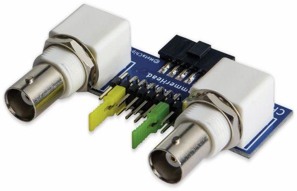 USB-Oszilloskop-Set BITSCOPE MICRO, 2+6 CH, 20 MHz, BNC-Adapter - Produktbild 3