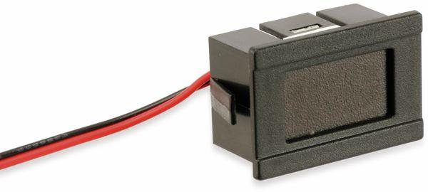 Digital-Voltmeter, 4,5...30 V, 10 mm