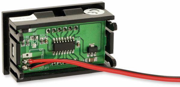 Digital-Voltmeter, 4,5...30 V, 15 mm - Produktbild 2