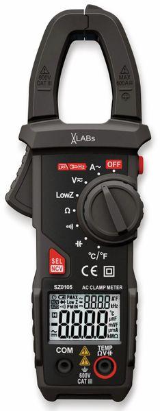 SZ0105: VA-LABs Stromzange, 600 A AC