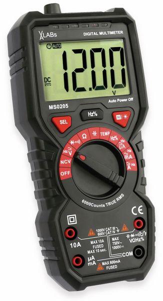 Multimeter, VA LABS, MS0205, True RMS - Produktbild 6