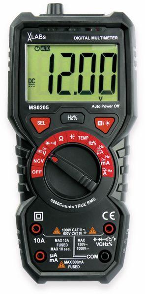 Multimeter, VA LABS, MS0205, True RMS - Produktbild 7