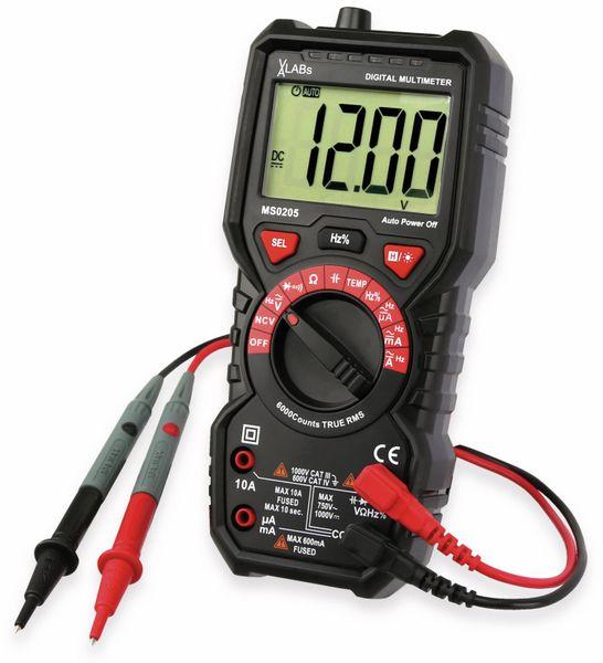 Multimeter, VA LABS, MS0205, True RMS - Produktbild 10