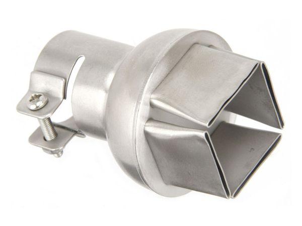 Ersatzdüse für Heißluft-Lötstation ZD-939, 20x20 mm