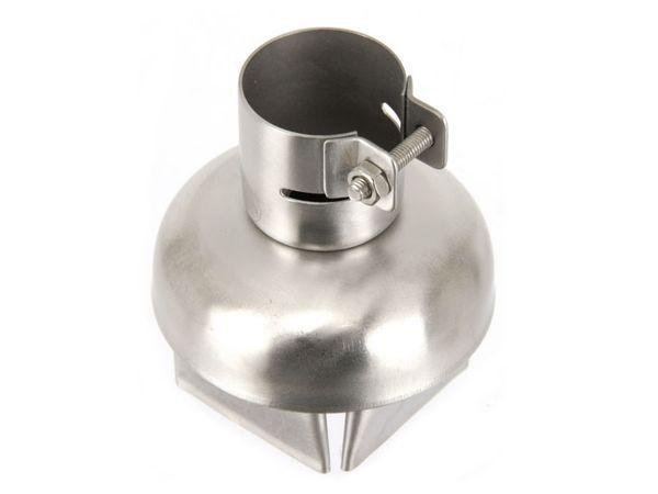 Ersatzdüse für Heißluft-Lötstation ZD-939, 29x29 mm - Produktbild 1