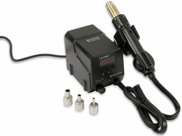 Heißluft-Lötstation mit LED-Display DAYTOOLS LS-8908, 500 °C - Produktbild 1
