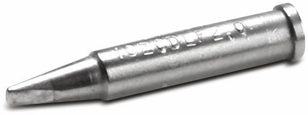 Lötspitze, ERSA, 0102CDLF20/SB, meißelförmig, 2,0 mm