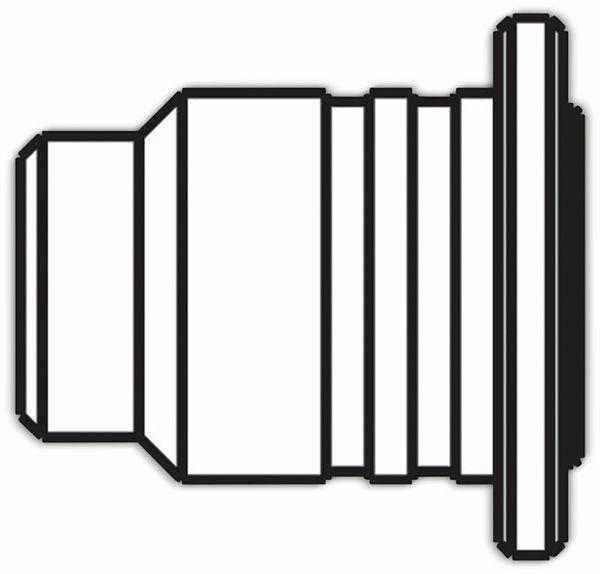 Lötspitze, ERSA, 0G072BE/SB, ERSA, Flammdüse - Produktbild 2
