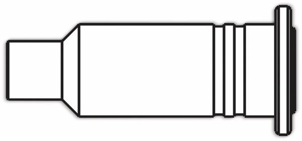 Lötspitze, ERSA, 0G072HE/SB, ERSA, Heißgasdüse - Produktbild 2
