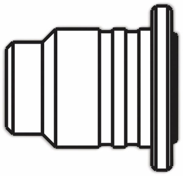 Lötspitze, ERSA, 0G132BE/SB, ERSA, Flammdüse - Produktbild 2