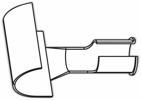 Lötspitze, ERSA, 0G132RE/SB, ERSA, Reflektorblech für Heißgasdüse 0G132HE/SB - Produktbild 2