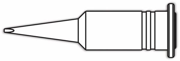 Lötspitze, ERSA, 0G132CN/SB, ERSA, meißelförmig, 1,0 mm - Produktbild 2