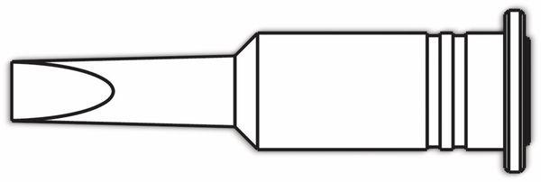Lötspitze, ERSA, 0G132VN/SB, ERSA, meißelförmig, 4,8mm - Produktbild 2