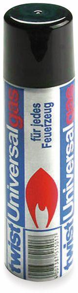 Gaskartusche, ERSA, Butan-Feuerzeuggas, 100 ml