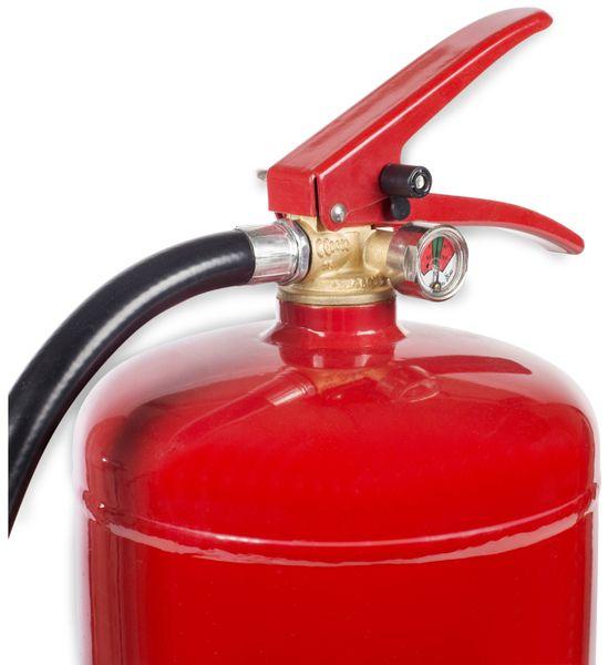 Feuerlöscher, Pulver, 6 Kg, Brandklasse 43A, 223B, C - Produktbild 2
