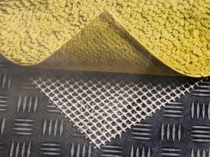 Anti-Rutschmatte, 150x80 cm, beige - Produktbild 2