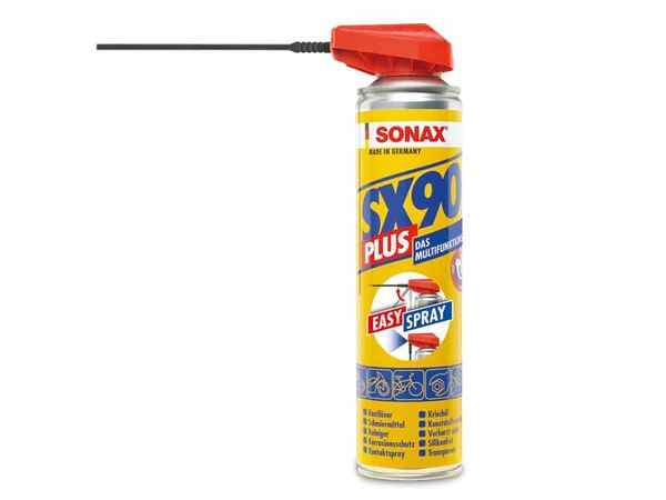 Multifunktionsöl SONAX SX90 PLUS EasySpray, 400 ml