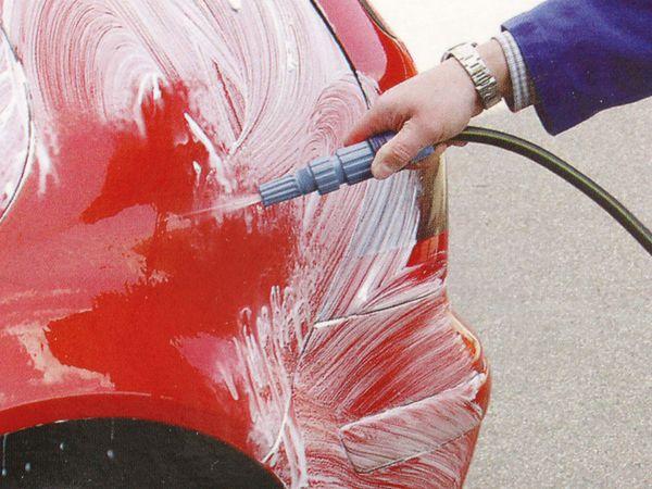 Handwaschbürste Silver-Wash - Produktbild 3