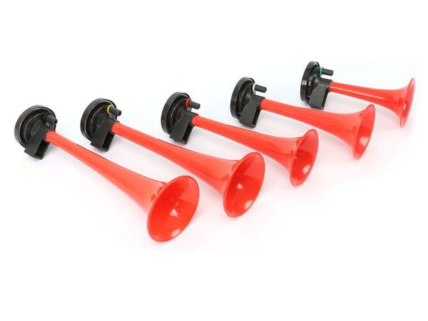 Druckluft-Horn ALL RIDE, Fünfklang - Produktbild 1