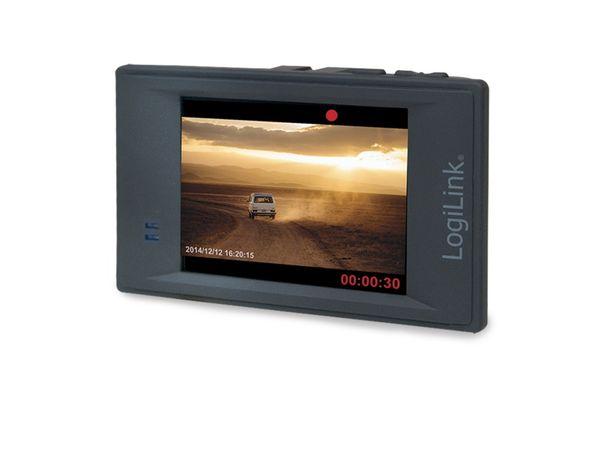 "HD-DVR-Autokamera LOGILINK UA0221, 720p, 2,4"" - Produktbild 2"