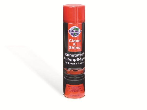 Kunststoffpflege-Spray FILMER 60.088, Clean & Shine