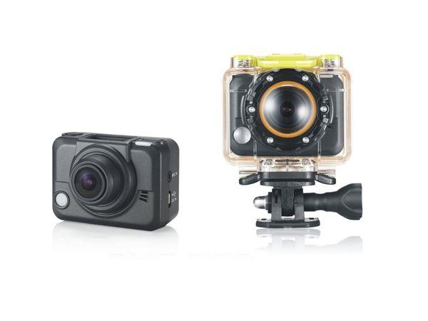 FullHD Action-Cam PRAKTICA SC 1 Outdoor, 1080P, Wlan - Produktbild 1