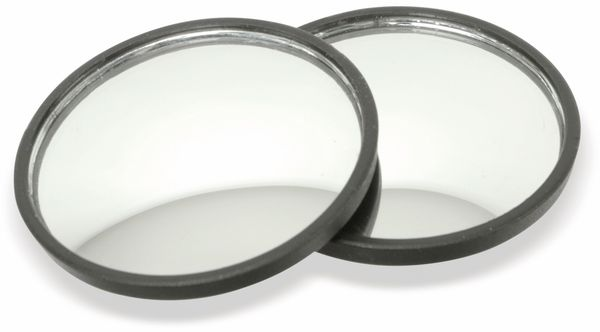 Zusatzspiegel, Ø 50 mm, 2 Stück