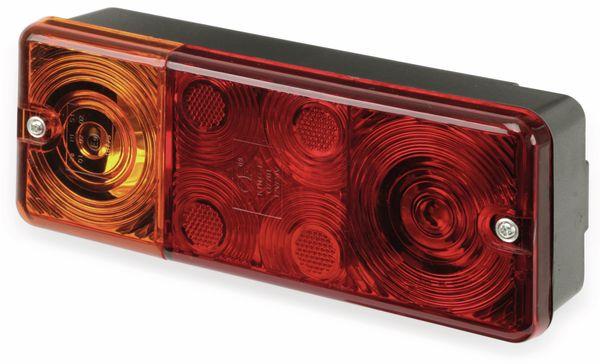 3-Kammer-Leuchte, 210x83 mm - Produktbild 2
