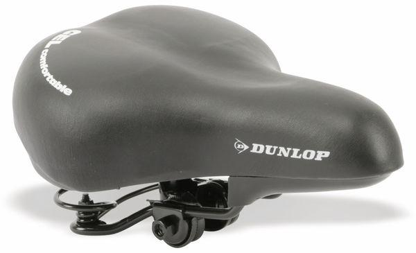 Fahrrad-Gel-Sattel DUNLOP - Produktbild 1